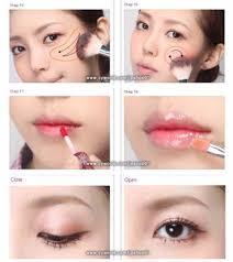 best korean makeup tutorials next door korean makeup tutorial natural step by step