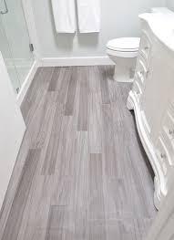 bathroom floor tile plank. Bathroom Remodel Complete   Centsational Style. Gray Floor TileVinyl Tile Plank A