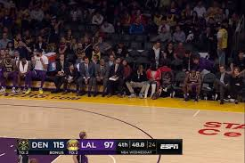 Rajon Rondo Didnt See Sitting In A Courtside Seat And Not