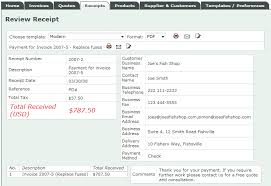receipt paid invoice place blog how to create a paid invoice