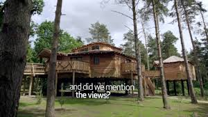 Center Parcs Sherwood Forest Treehouse Ideal For Family Retreat Longleat Treehouse