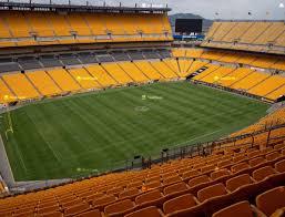 Stadium Series Heinz Field Seating Chart Heinz Field Section 506 Seat Views Seatgeek
