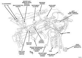similiar 2006 chrysler pacifica dash diagram keywords image for 2004 chrysler pacifica fuse box diagram instrument cluster
