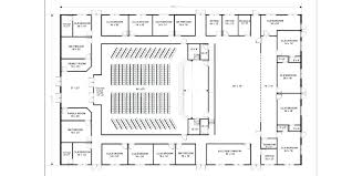 church floor plans. Steel Church Building Plans Small Simple . And Costs Multi-purpose Floor
