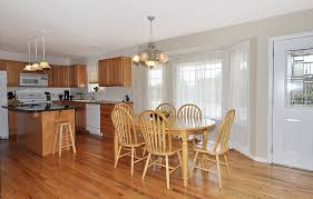 eat in kitchen lighting. eatin kitchen bay window bright and full of light eat in lighting i