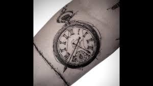 65 фото татуировка часов на руке символ времени