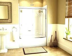 fiberglass tub shower combo fiberglass shower units one piece shower unit one piece tub shower large