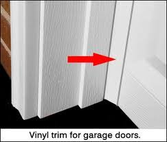 garage door trim kitGarage Door Weather Stripping Kit  Double Door