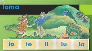 Libro inicial de lectura para más tarde. Learn Spanish Espanol Mi Paloma Sale Sola A La Loma Nacho Libro Inicial De Lectura 12 13 Youtube