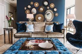 Cool Down Your Design With Blue Velvet Furniture   HGTV\u0027s ...