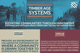 Velocity Design Builders About Timber Age Systems Inc