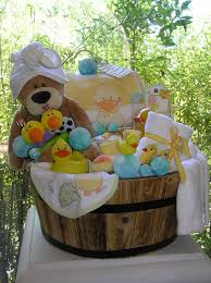 baby gift baskets white horse relics unique themed baby gift baskets