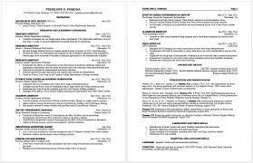 Examples Of Resumes Cv Sample Professional Writing Service In 89