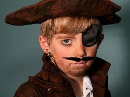 kids pirate makeup ideas