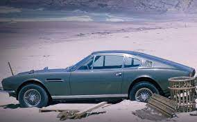 1968 Aston Martin Dbs From On Her Majesty S Secret Service Aston Martin Aston Martin Dbs Bond Cars