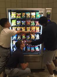 Snack Time Vending Machine Magnificent Snack Time STM News