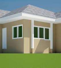 Small Picture Ghana House Plans Odenihu House Plan Ghana 4 Bedroom House Plan