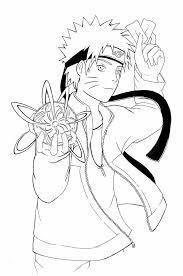 133 Dessins De Coloriage Naruto Imprimer Sur Laguerche Com Page 1