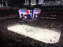 Prudential Center Section 132 New Jersey Devils
