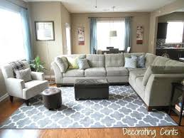 gray trellis rug family room gray trellis rug sectional blue accents gray trellis rug in living