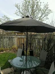tilt umbrellas patio furniture best of used heavy duty tilt umbrella for patio moving for