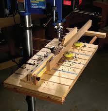 better drill press table header