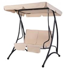 2 person patio canopy swing chair porch swings outdoor living lawn garden home garden