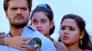 khesari lal yadav और kajal raghwani