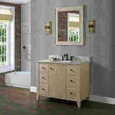 Fairmont Designs 1515 V42 River View 42 Bathroom Vanity Qualitybath Com