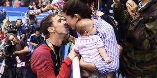 Nicole Johnson Post-Olympics Interview - Michael Phelp's Fiancé Talks  Olympics and Boomer