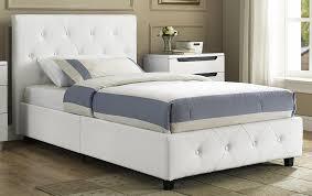 Full Upholstered Bed Frame Dhp Furniture Dakota Upholstered Bed