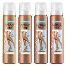 Sally Hansen Airbrush Legs Color Chart Echemist Co Uk Sally Hansen Airbrush Legs Spray 75ml