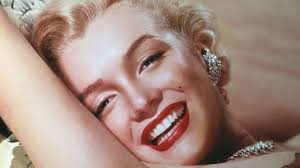 marilyn had very dry skin and peach fuzz so whitey would prep her skin with vaseline it moisturized while giving her a smooth focus on the skin