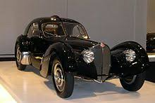 Only he or a few selected friends, mainly bugatti racing drivers, had the honour of sitting. Bugatti Type 57 Wikipedia