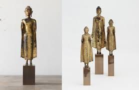 Sculpture Stands To Display Art Extraordinary The Art Of Display Alexander Lamont