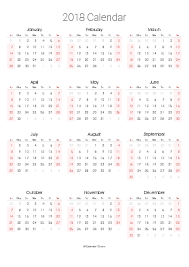 2019 Calendar Printable By Month Printable 2019 Calendars Pdf Calendar 12 Com