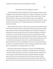 child abuse reflection running head child abuse reflection pg  4 pages persausive essay