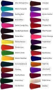 Ion Semi Permanent Color Chart Ion Color Brilliance Shade Chart Www Bedowntowndaytona Com