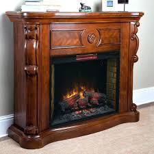 modern electric fireplace insert mantel for amazing small with black glass within large fi