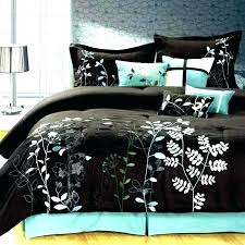 red cal king comforter sets bedding white set black and quilt