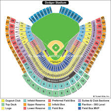 Marlins Stadium Seating Chart Pin By Virginia Madrid On Baseball Dodger Stadium Seating