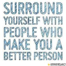 Positive People Quotes Cool Surround Yourself With Positive People QuotePix Quotes