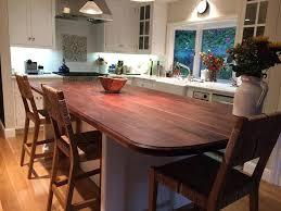 wide plank walnut wood by fine woodworking custom countertops kansas city gallery