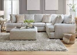 gabriella sectional sofa off white
