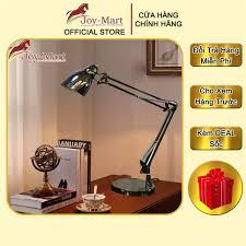 Đèn Bàn Học ♥️JOYMART♥️ Đèn Học Chống Cận Thị Thân Hợp Kim MBH8815 Bảo Hành  1 Năm - Đèn bàn