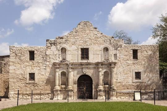 garage door repair near The Alamo