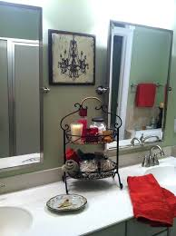 red bathroom decor on gray and red bathroom terrific awesome bathroom decor ideas red design inspiration