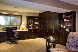 basement office design for fine basement office design home office design in ideas basement office design