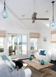 Image Beach Cottage Pinterest Blue Lamps Lighting Ideas For Coastal Rooms Coastal