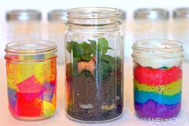 Cute Jar Decorating Ideas 100 Lovely And Cute Mason Jar Crafts You Can Make Easily DIY Home 52